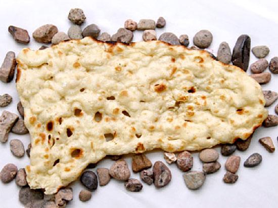 خواص نان سنگک ، ابداع شیخ بهایی !