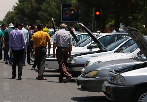 احتمال گرانی خودروهای دوگانهسوز