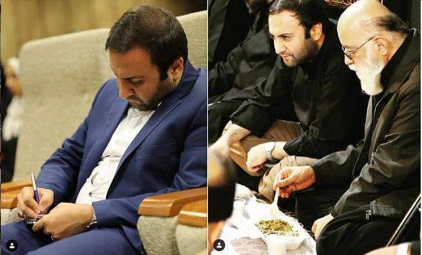 محسن پیرهادی در چهارمین انتخابات شورای شهر تهران